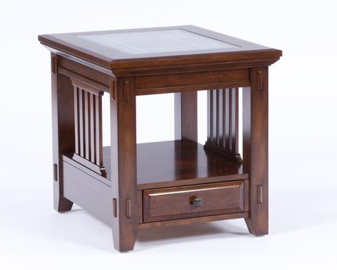 Broyhill Furniture - Rectangular End Table - 4986-002