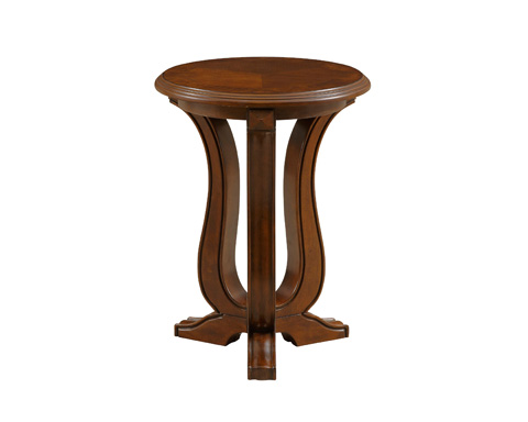 Broyhill Furniture - Lana Round Chairside Table - 3459-004