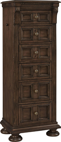 Broyhill Furniture - Lyla Lingerie Chest - 4912-243