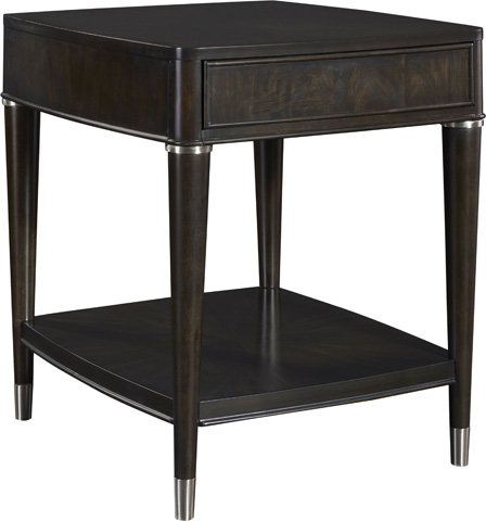 Broyhill Furniture - Vibe Drawer End Table - 3186-002