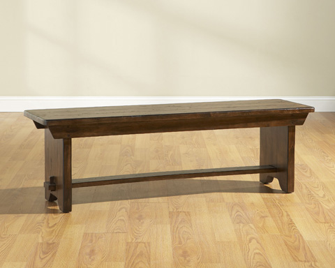 Broyhill Furniture - Attic Heirlooms Bench - 5399-96V