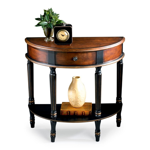 Butler Specialty Co. - Demilune Console Table - 0667104