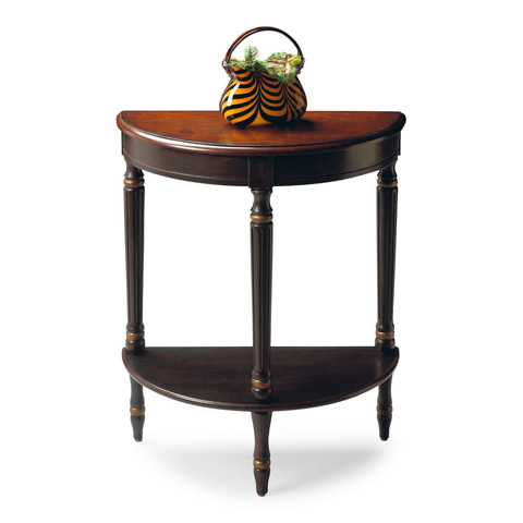 Butler Specialty Co. - Demilune Console Table - 0889104