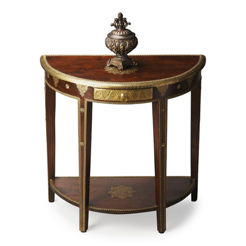 Butler Specialty Co. - Demilune Console Table - 2054290