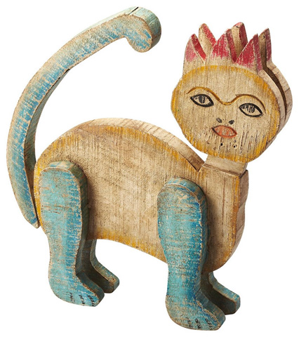 Butler Specialty Co. - Cat Figurine - 2839016
