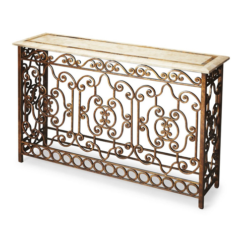 Butler Specialty Co. - Console Table - 3108025