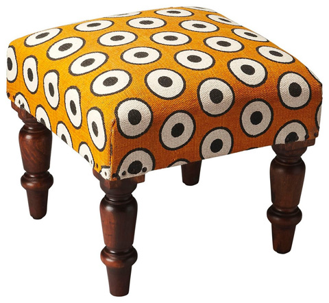 Butler Specialty Co. - Upholstered Stool - 4293995