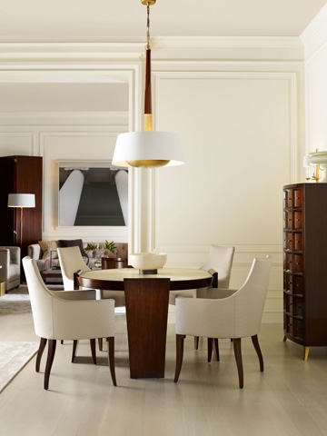 Baker Furniture - Solaire Chandelier - PH317