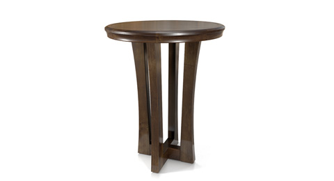 California House - Round Pub Table - T36-RND-CIT-PB
