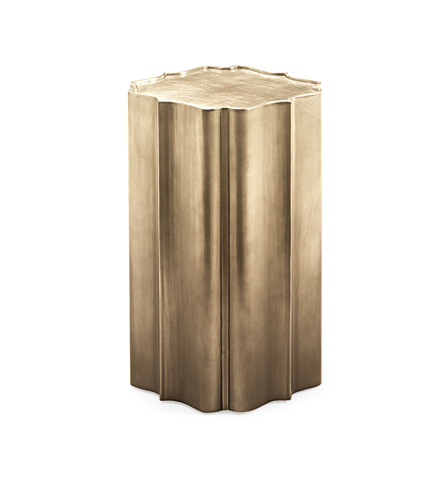 Caracole - Gold is Up Accent Table - TRA-ACCTAB-004