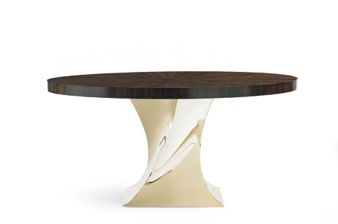Caracole - Do A 360 Dining Table - CON-DINTAB-014