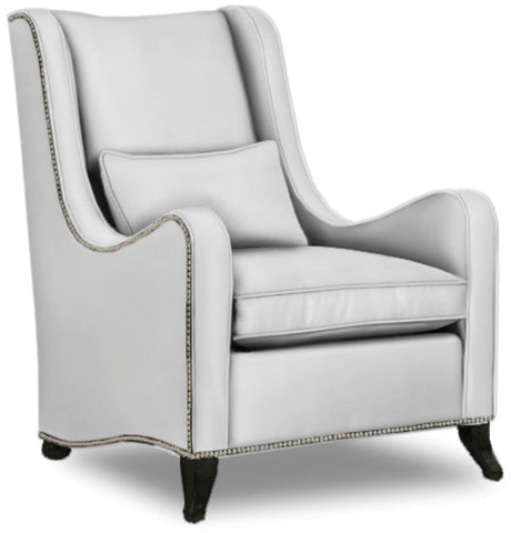 Caracole - Just Wing It Leather Chair - UPH-CHALOU-08L