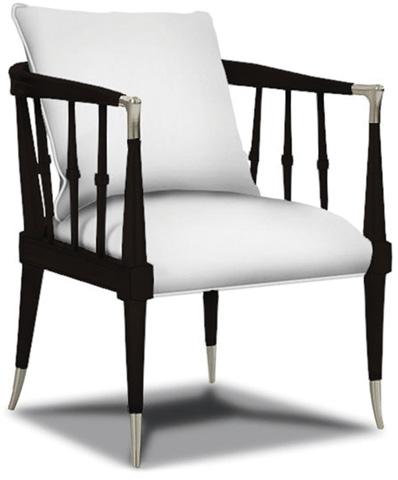 Caracole - Black Beauty Chair - UPH-CHAWOO-54