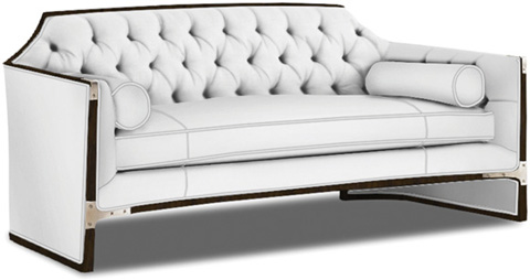 Caracole - The Cat's Meow Sofa - UPH-SOFWOO-23