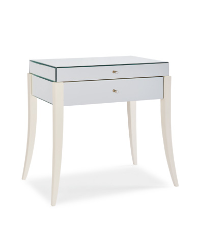 Caracole - A Sparkling Personality End Table - TRA-CLOSTO-061