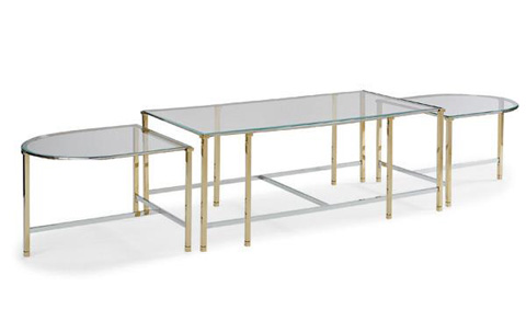 Caracole - So Happy Together Cocktail Table - TRA-COCTAB-017