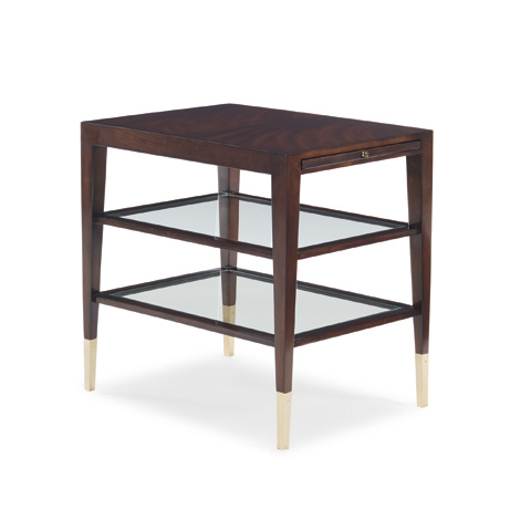 Caracole - Side Show Side Table - TRA-SIDTAB-018