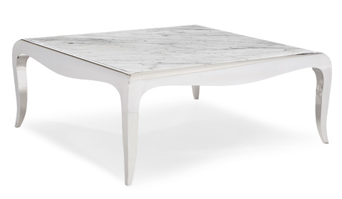 Caracole - Avant Square Cocktail Table - TRA-COCTAB-021