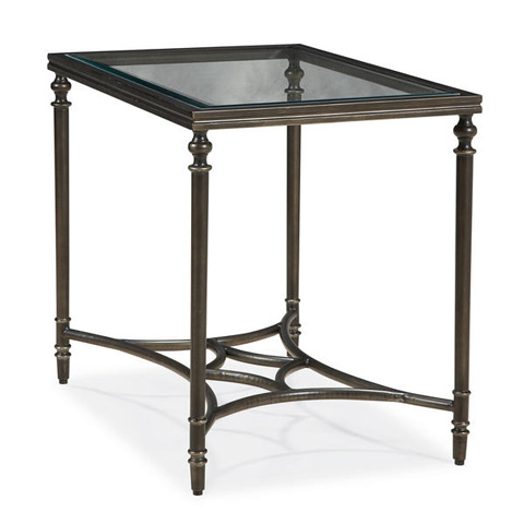Caracole - Lucas End Table - 3361-270
