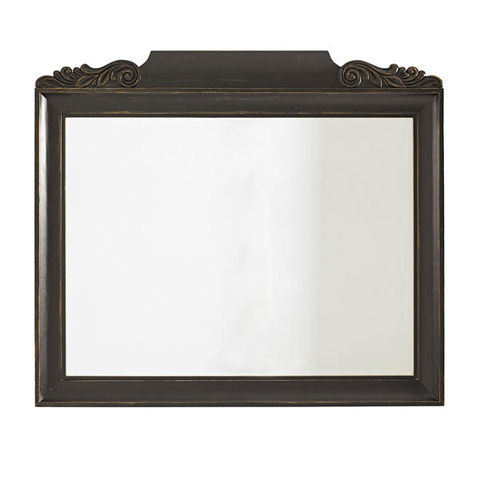 Caracole - Sable Point Mirror - 9213-212