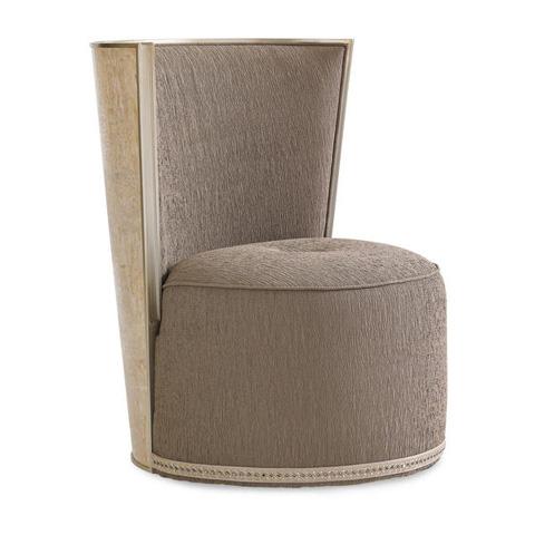 Caracole - Mystique Swivel Chair - B030-055-A