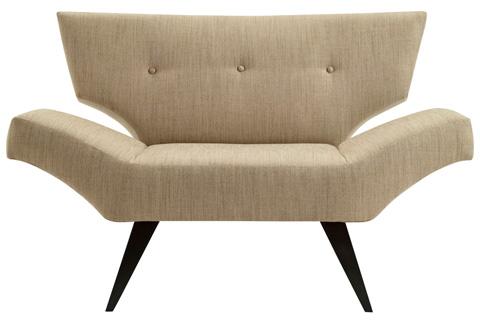 Carter Furniture - Alexa Chair - 390-92