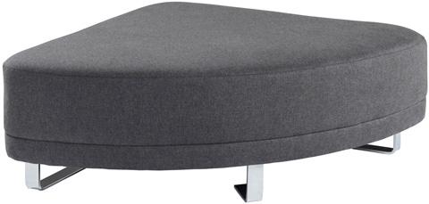 Carter Furniture - Stella Ottoman - 502-44