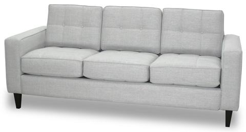 Carter Furniture - Tetrix Apartment Sofa - 595-12