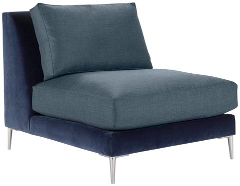 Carter Furniture - Palmer Armless Chair - 802-2FS