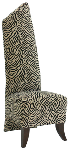Carter Furniture - Fusion Armless Dining Chair - 466-65RF