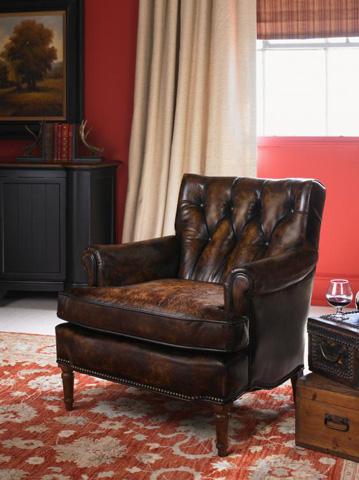 Century Furniture - Salisbury Club Chair - LR-18230