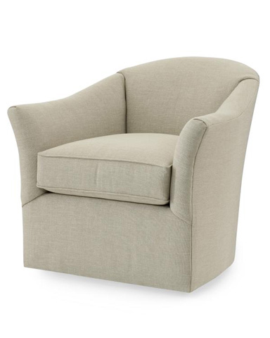 Century Furniture - Altos Swivel Tub Chair - ESN230-8