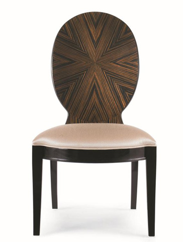 Century Furniture - Omni Side Chair - 55E-511