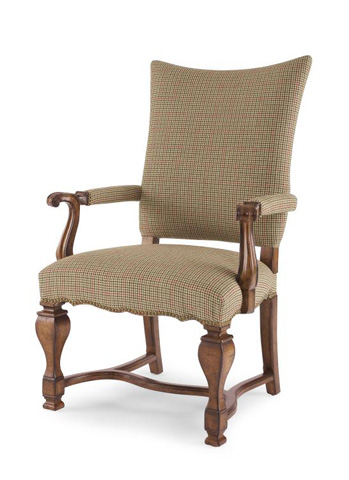 Century Furniture - Buck's Dining Arm Chair - T29-542