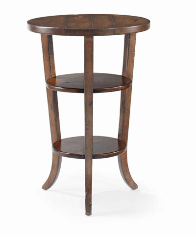 Century Furniture - Mill Room Round Accent Table - T29-627