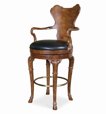 Century Furniture - Gentry Barstool - 3262B