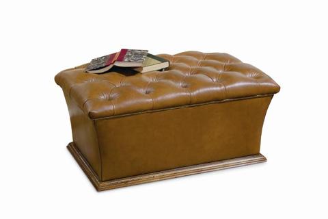 Century Furniture - Warren Tufted Storage Ottoman - 33-201
