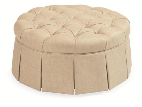 Century Furniture - Ivy Ottoman - 33-504