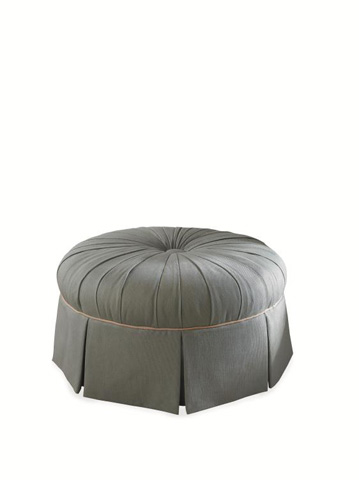 Century Furniture - Margaret Ottoman - 33-505