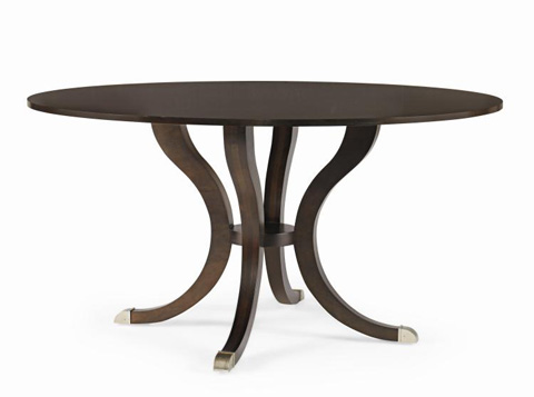 Century Furniture - Round Dining Table - 33H-306