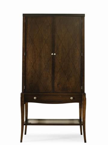 Century Furniture - Bar Cabinet - 33H-782