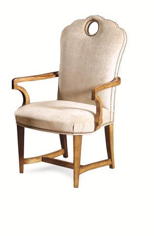 Century Furniture - Ring Arm Chair - 3482A