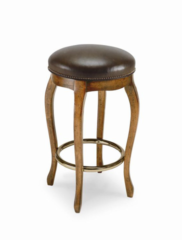 Century Furniture - Swivel Barstool - 3513B