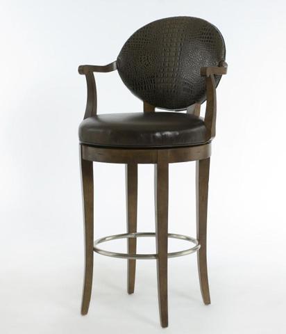 Century Furniture - Bryant Swivel Barstool - 3800B-1