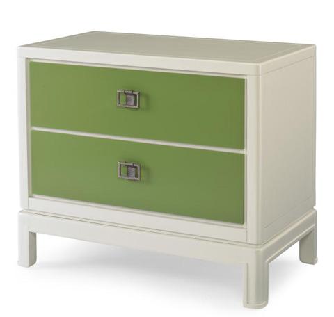 Century Furniture - Nanjing Nightstand - 699-222-2