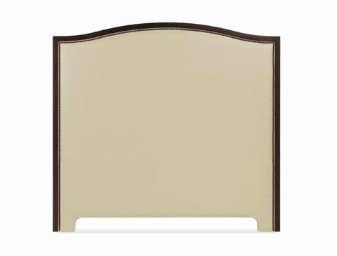 Century Furniture - Queen Wood Arch Headboard - 88-009Q