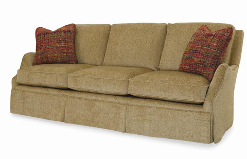 Century Furniture - Cassidy Skirted Sofa - ESN258-2SK
