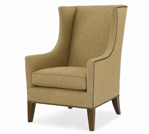 Century Furniture - Devin Chair - LR-18246