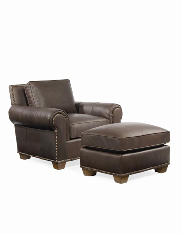 Century Furniture - Serrano Chair - LR-82501