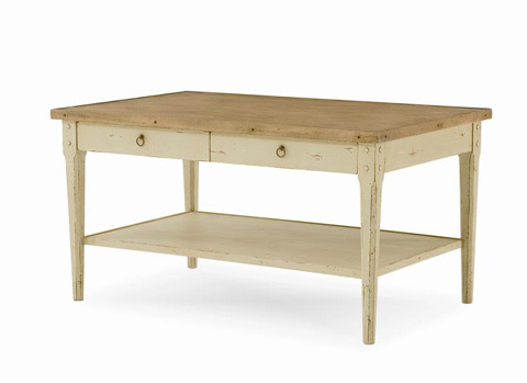 Century Furniture - Hannah Rectangle Cocktail Table - MN5571